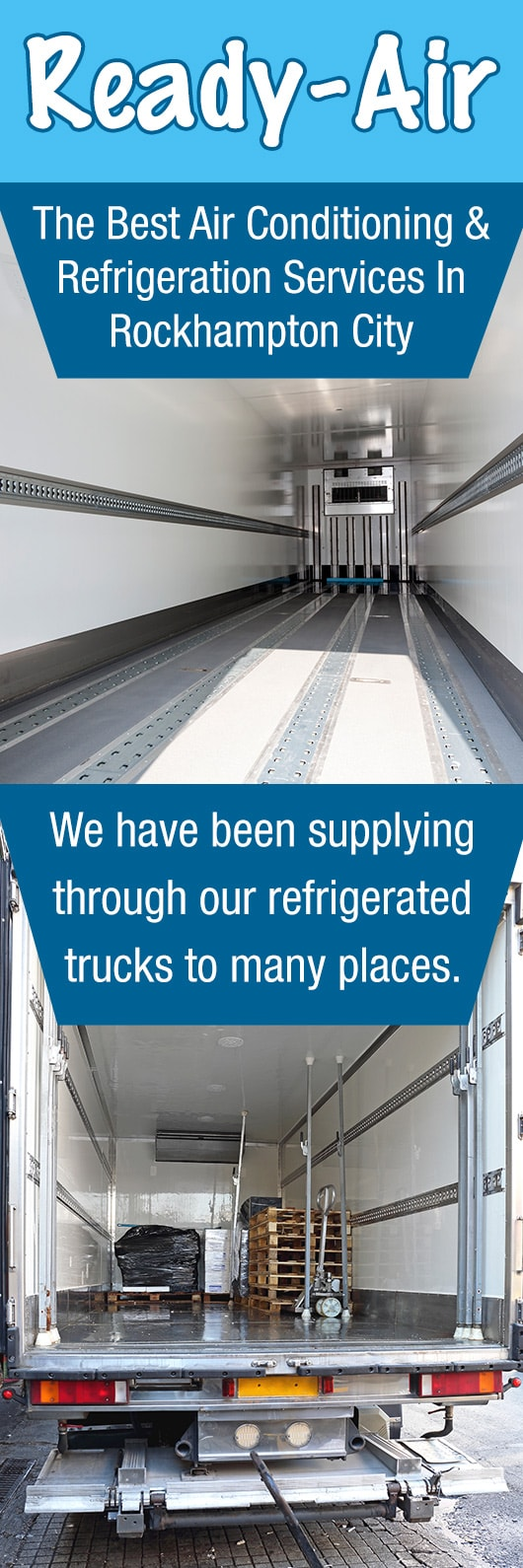 ready-air - refrigerated transport vans & trucks - 242 alma st