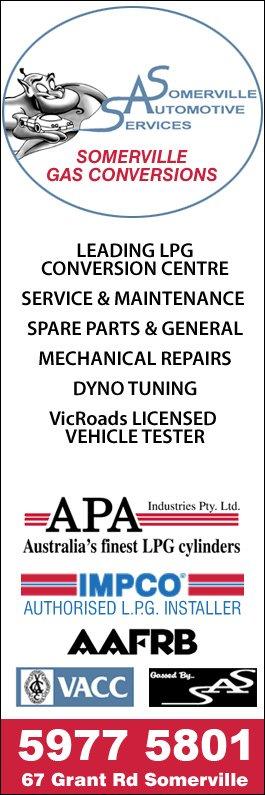 Somerville Automotive Services - Mechanics & Motor Engineers