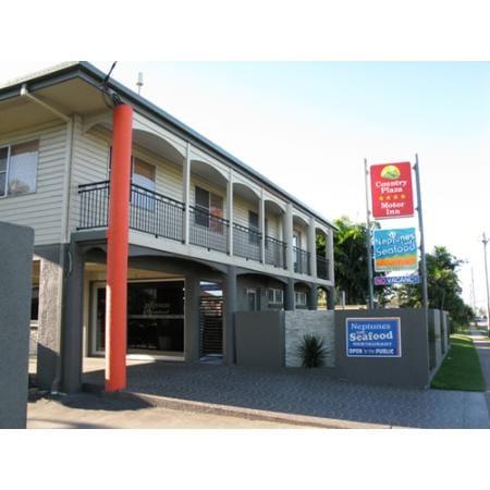 Country Plaza Motor Inn Motels 40 Nebo Rd Mackay