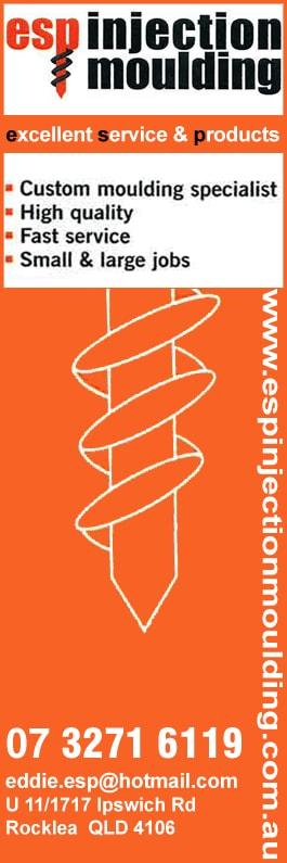 ESP Injection Moulding Pty Ltd - Plastic Moulding - 1284