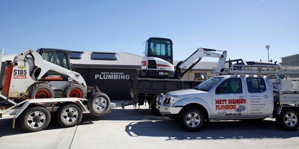 Matt Diamond Plumbing Pty Ltd Plumbers Amp Gas Fitters Dubbo