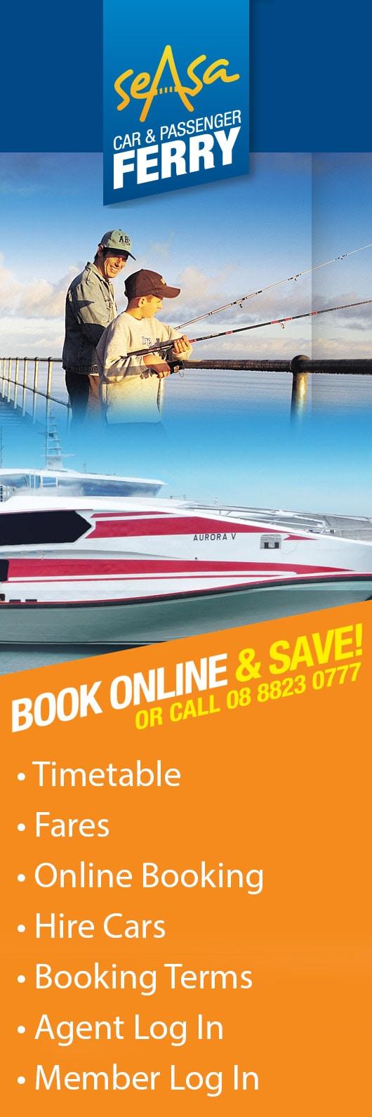 Sea SA Car & Passenger Ferries - Ferry - 1 Heritage Dr - Wallaroo