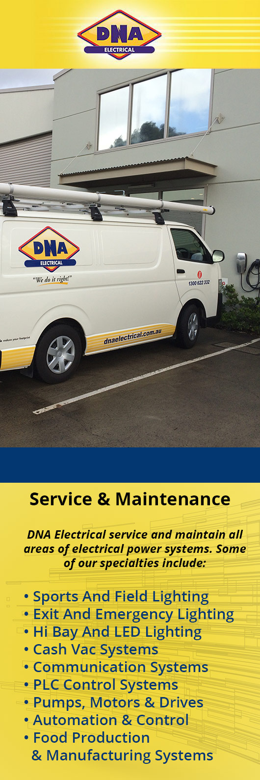 Dna Electrical Pty Ltd Electricians Amp Electrical
