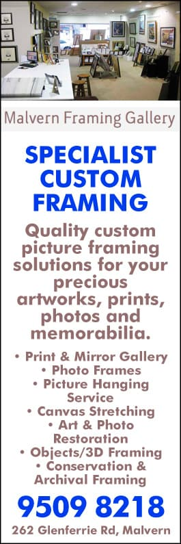 Malvern Framing Gallery - Photo Frames & Picture Framing - 262 ...