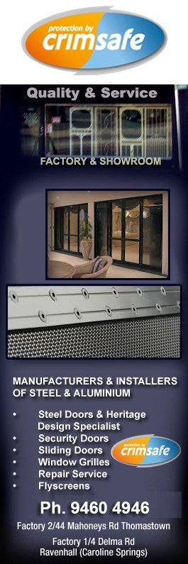 Michaelu0027s Security Doors - Promotion & Michaelu0027s Security Doors - Security Doors Windows u0026 Equipment ... pezcame.com