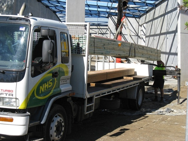 Nhs Building Supplies Cnr Macquarie And Wentworth Rds