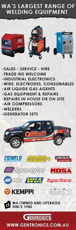 Gentronics Welding & Industrial Supplies - Welding Supplies