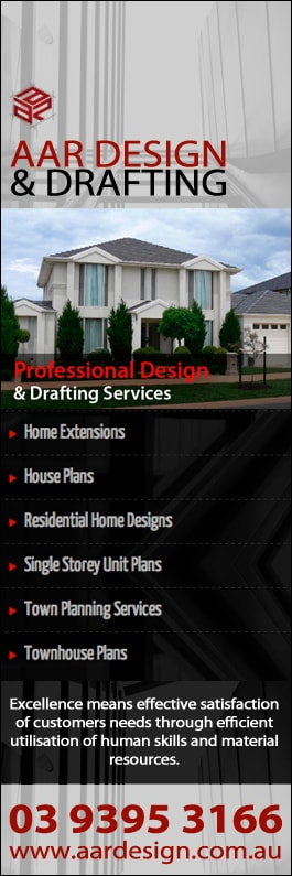 Aar Design Drafting Draftsman Drafting Services 9 Park Lane