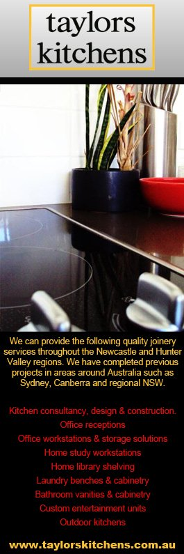 taylors kitchens detailed joinery promotion - Taylors Kitchen