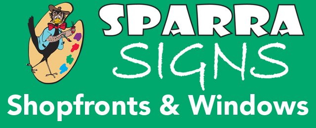 Sparra signs promotion 3