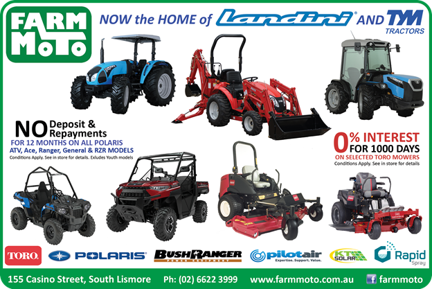FARM MOTO - Lawn Mower Shops & Repairs - 155 Casino St