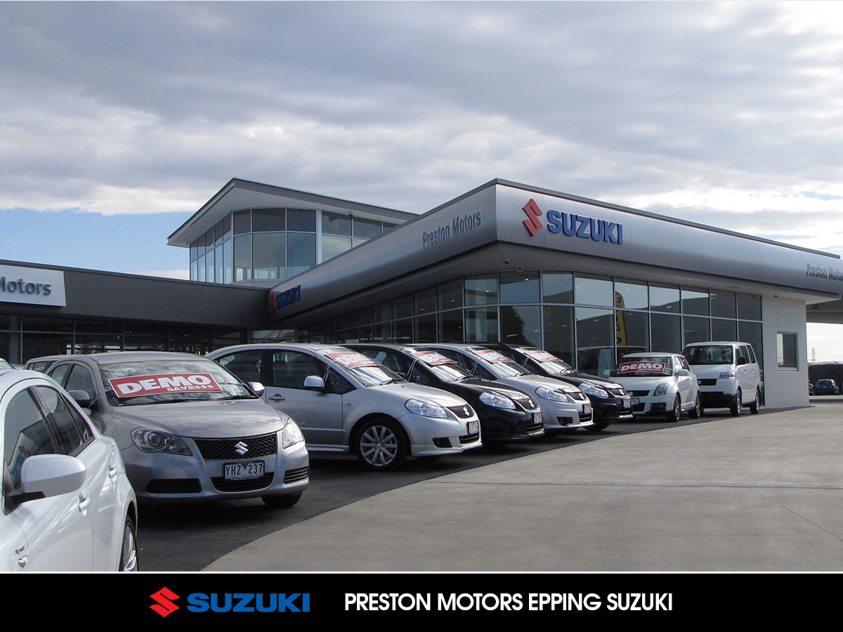Preston Motors Epping Suzuki New Car Dealers 380