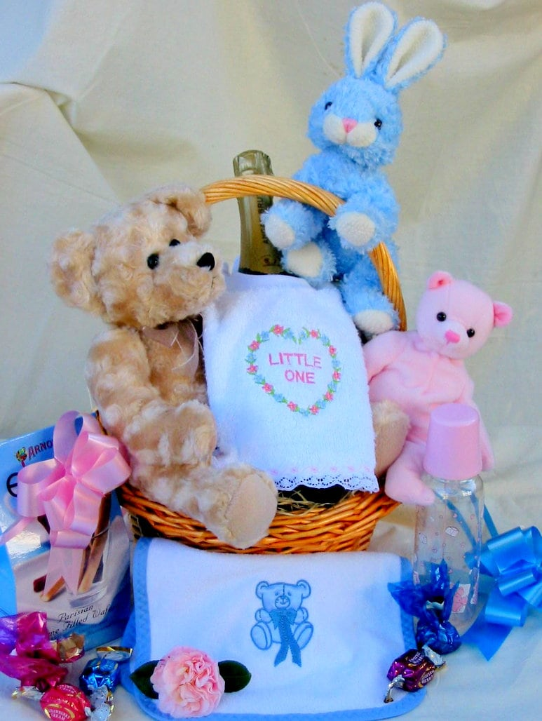 Baby Gift Baskets Newcastle : Pampered hampers gift baskets newcastle