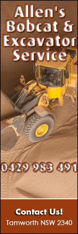 Allen's Bobcat & Excavation Service - Excavation & Earthmoving