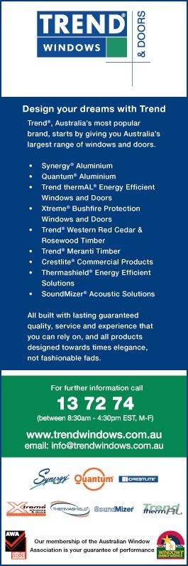 Trend Windows Amp Doors Pty Limited Timber Windows 72 74