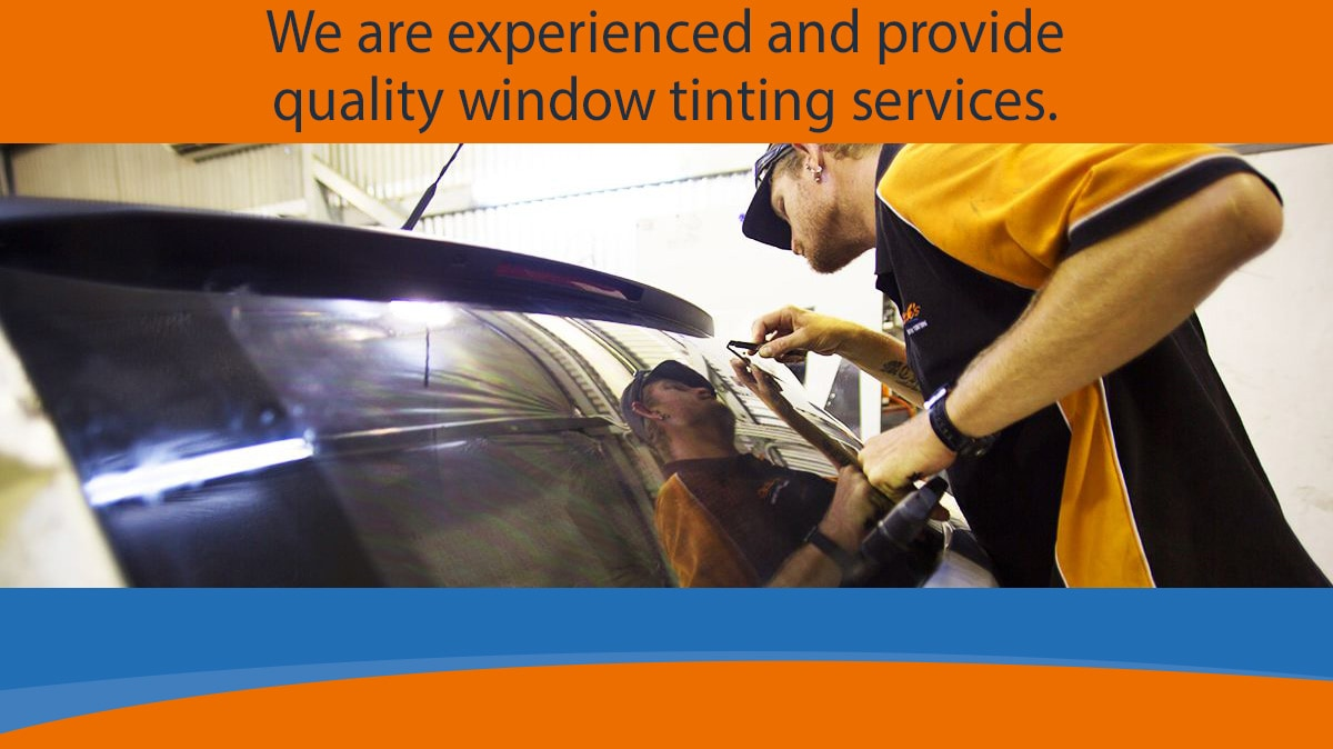 Diplocks endrust window tinting
