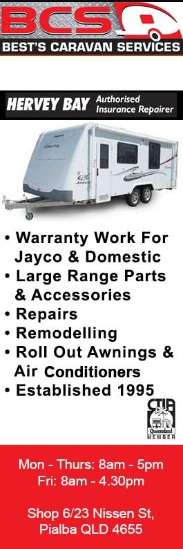 Best's Caravan Services - Caravan & Camper Trailer Repairs