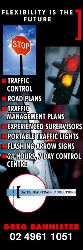 Gateshead Traffic Solutions Traffic Control Services