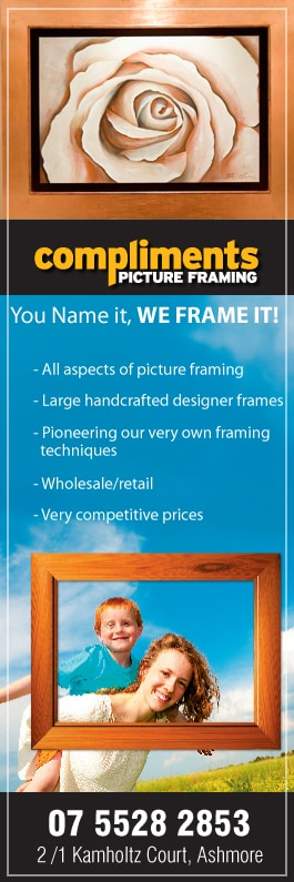 Dawson Framing - Photo Frames & Picture Framing - Un 2/ 1 Kamholtz ...