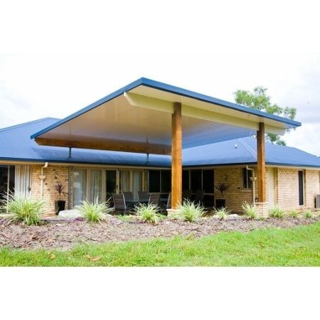 A d discount roofing supplies patio builders 39 for Cheap roof covering