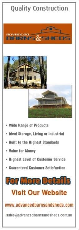 Advanced Barns Amp Sheds Rural Amp Industrial Sheds 1