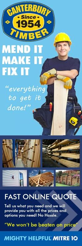 Canterbury Timber & Building Supplies - Timber Supplies - MARRICKVILLE