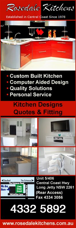 Rosedale Kitchens   Promotion