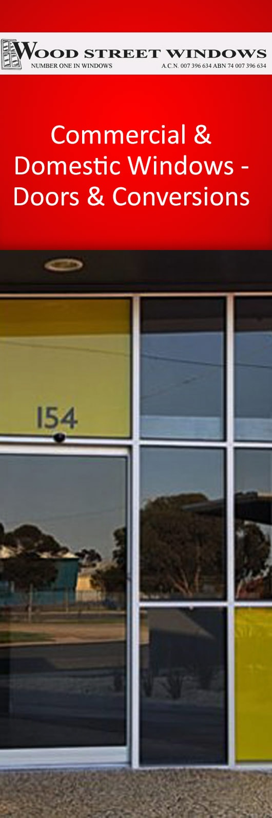 Residential windows commercial windows marine windows products - Wood Street Windows Promotion