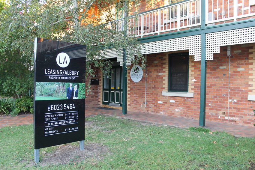 Leasing Albury Wodonga - Real Estate Agents - 2/560 David St - Albury