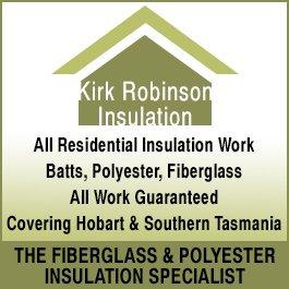 Kirk Robinson Insulation   Promotion