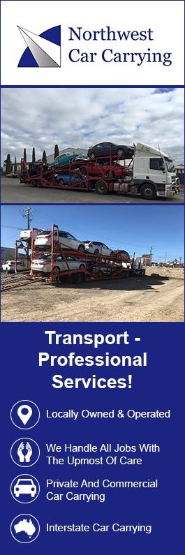 Northwest Car Carrying Pty Ltd - Car Transport - Tamworth