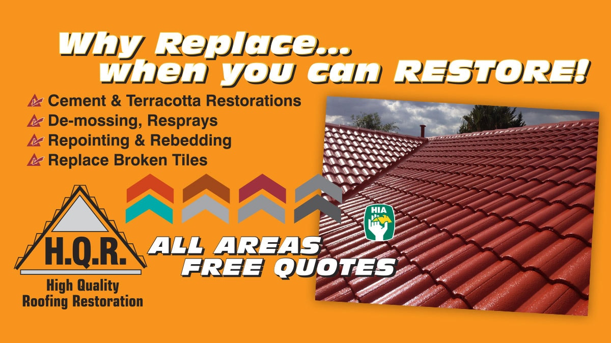 High Quality Roofing Restoration Roof Restoration Repairs Keilor