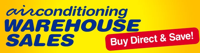 Visit website for Airconditioning Warehouse Sales in a new window