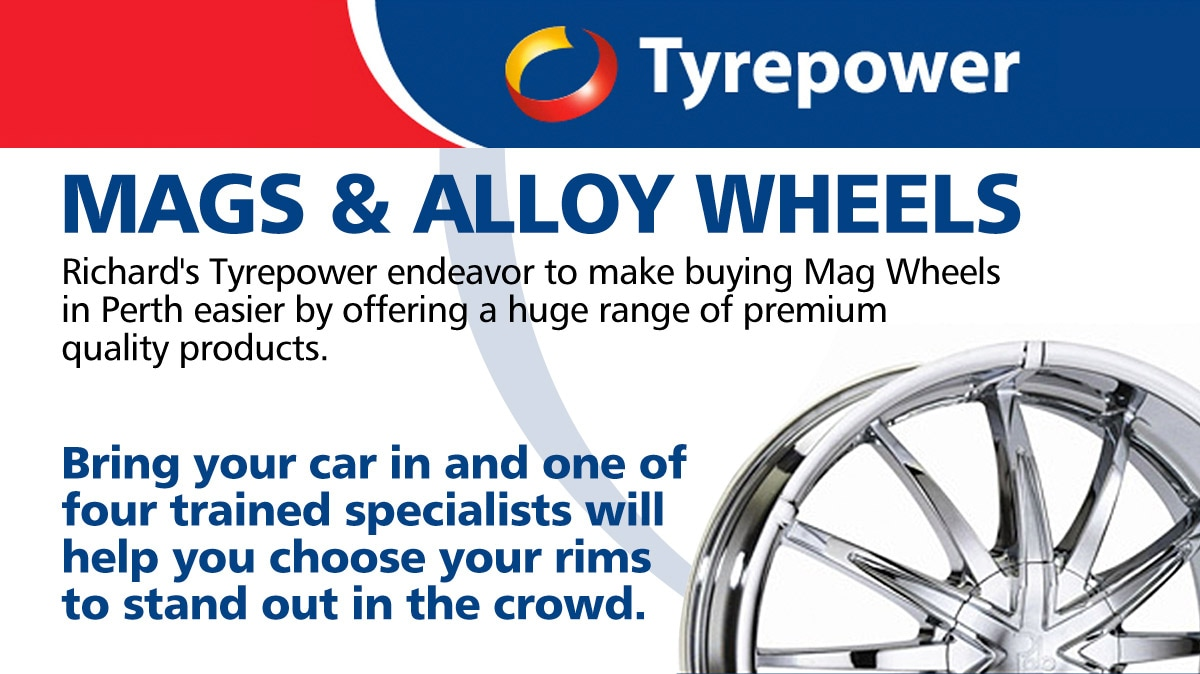 With So Many Mag And Alloy Wheels To Choose From You Will Be Overwhelmed By  The Choice