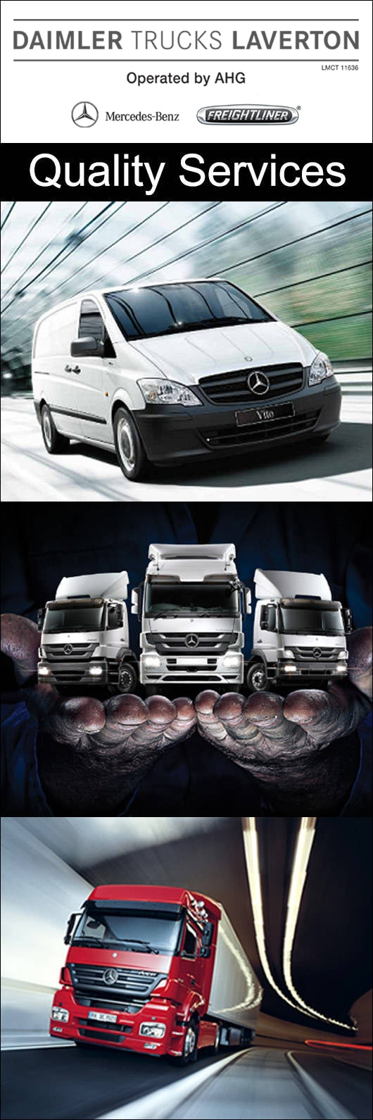 Daimler Trucks Laverton - Truck & Bus Sales - Derrimut