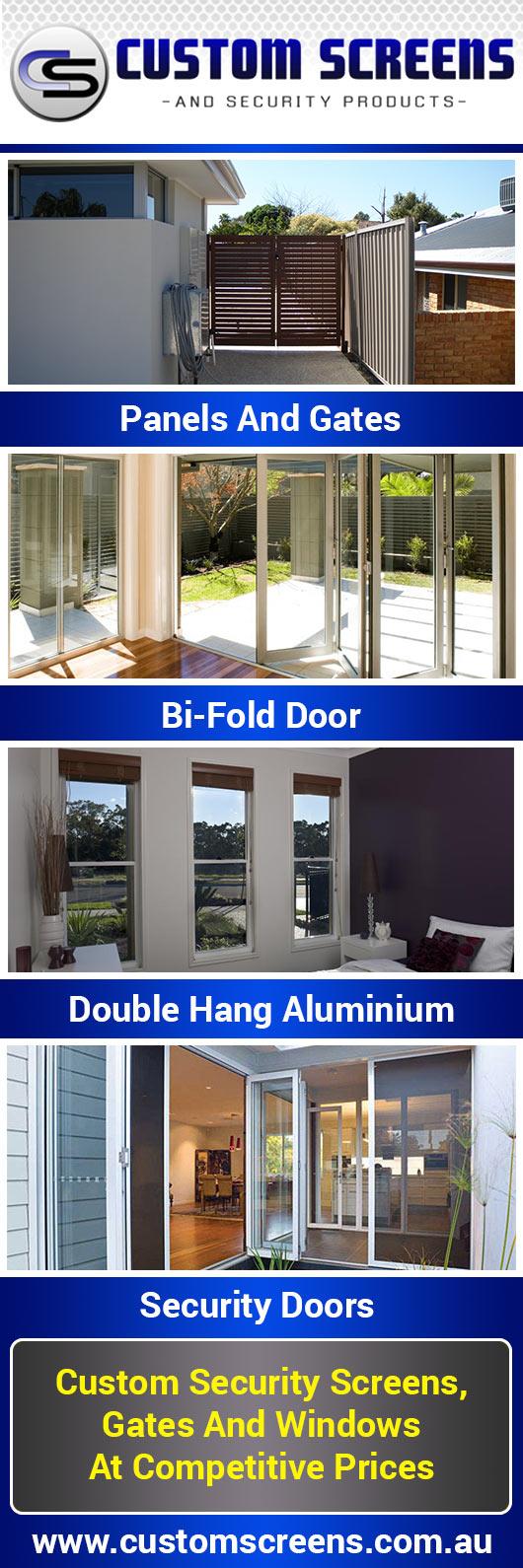 Custom Screens And Security Products Doors Door Fittings Beechboro