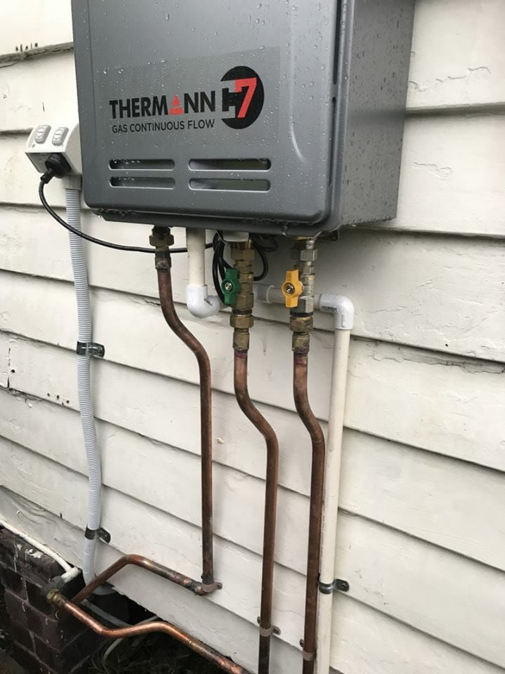 The Plumbing Amp Electrical Doctor Hot Water Systems