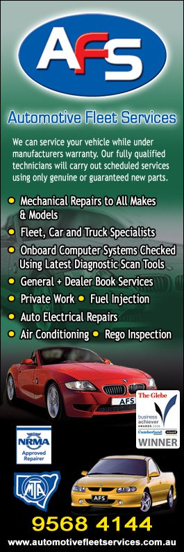 AFS - Automotive Fleet Services - Mechanics & Motor