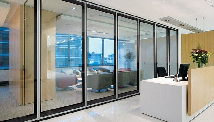Folding Glass Walls By Lotus Doors Door Fittings 8