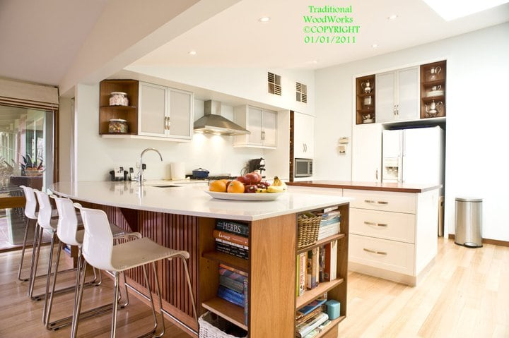 Kitchen Ideas By Traditional Woodworks Kitchen Renovations