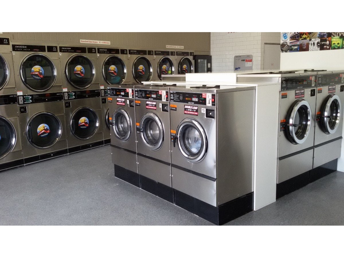 Sunshine West Coin Laundry Laundromat Amp Self Service