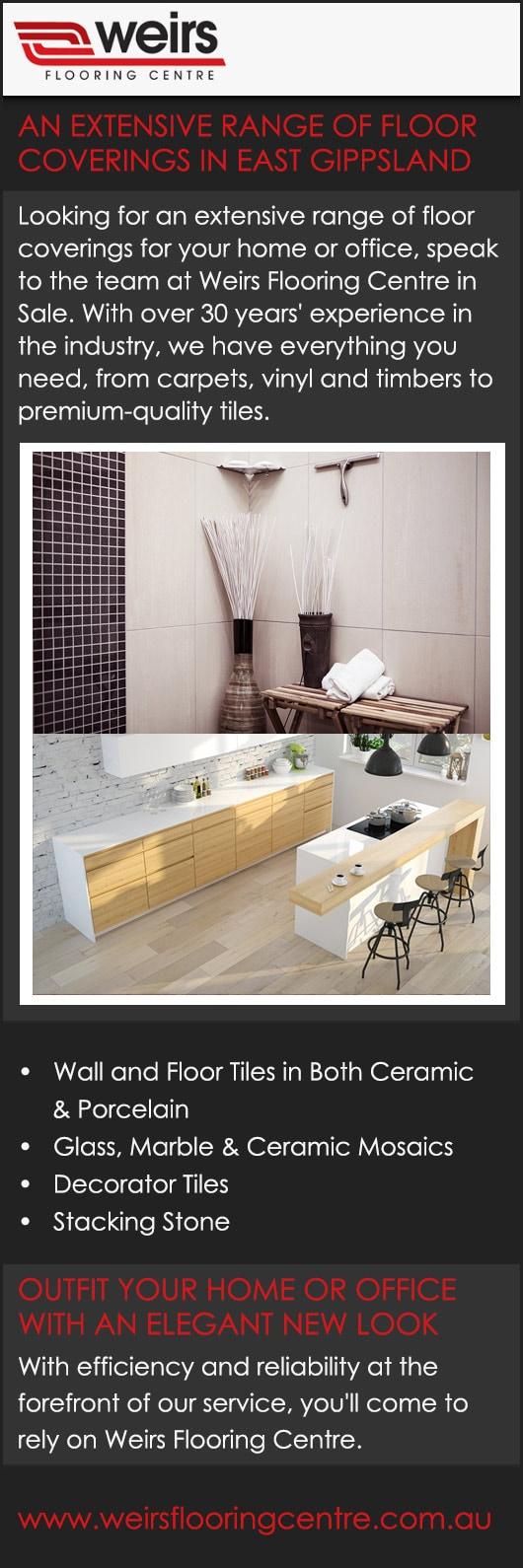 Weirs flooring centre floor tiles wall tiles 274 york st sale weirs flooring centre promotion dailygadgetfo Choice Image