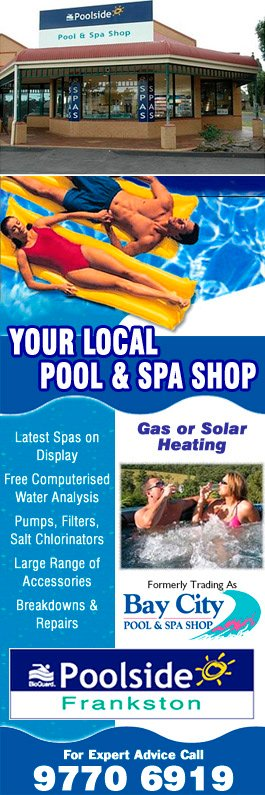 Poolside Frankston Swimming Pool Pumps Accessories Supplies 1 29 Beach St Frankston