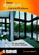 Signature Louvre Windows & Bradnamu0027s Windows u0026 Doors - Aluminium Windows - 18 Expo Ct - Ashmore