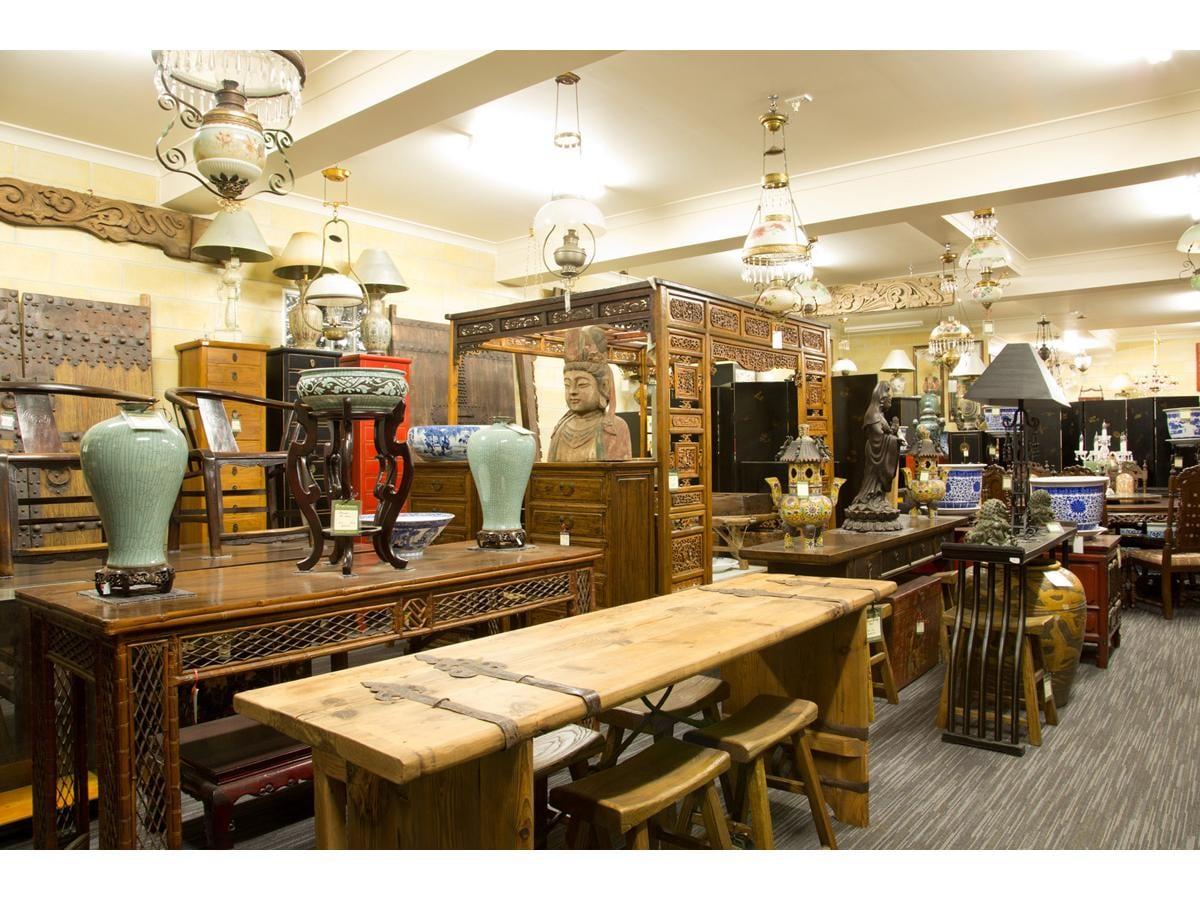 Nudgee Road Antiques Amp Design Centre Brisbane Antique