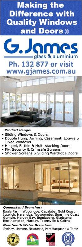 G.James Glass \u0026 Aluminium - Promotion & G.James Glass \u0026 Aluminium - Doors \u0026 Door Fittings - SYDNEY