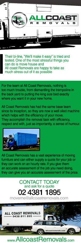 All Coast Removals Billboard Large