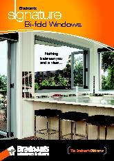 Signature Bi-Fold Windows & Bradnam\u0027s Windows \u0026 Doors - Doors \u0026 Door Fittings - 51 Johanna Blv ...