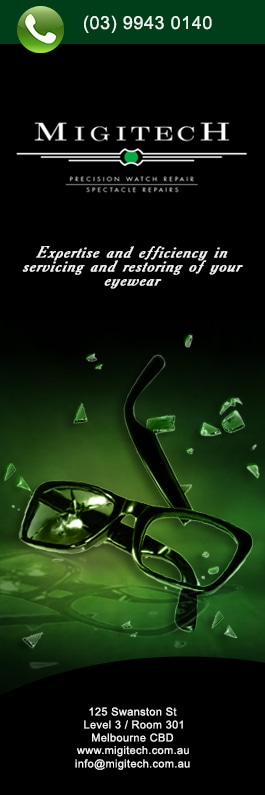 ffe51515e9 Expertise and efficiency in servicing and restoring of your eyewear - ALL  BRANDS WELCOME