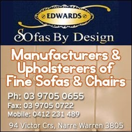 Edwards Sofas By Design   Promotion